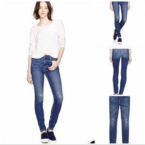 Aritzia Righ High Skinny Jeans